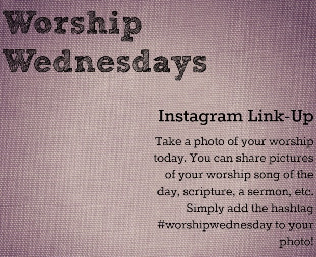 worship wednesdays instagram