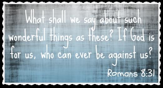 romans 8 31